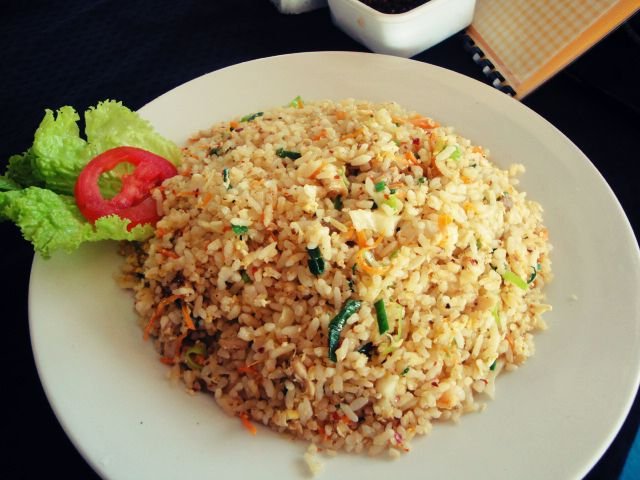 yummy!!! Seafood Fried Rice