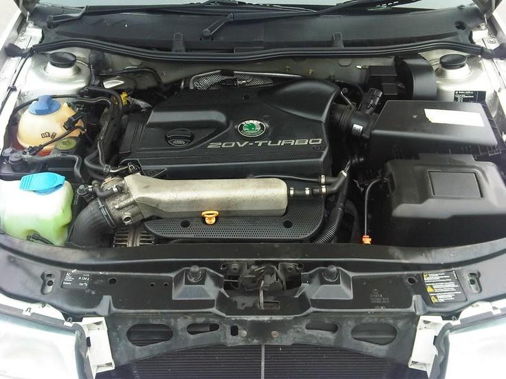 Octavia 4x4 turbo estate