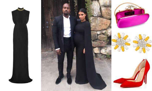 ¿Se puede ir de negro a una boda... estando embarazada?