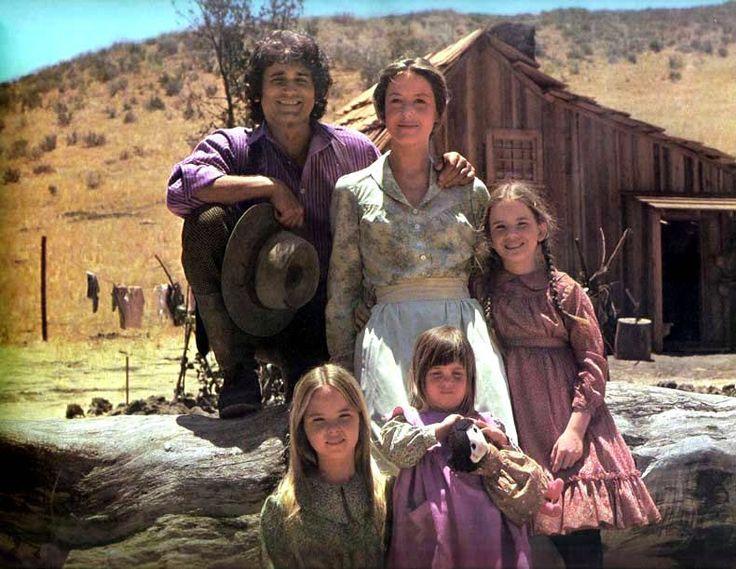 La Petite maison dans la prairie : La famille bucolique