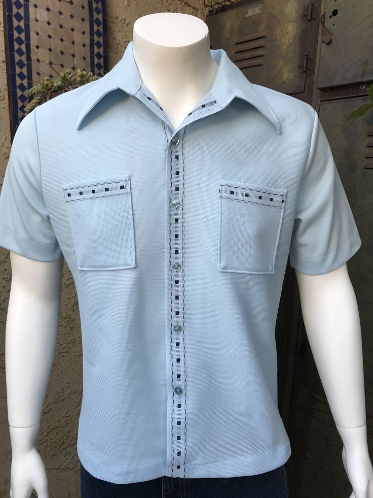 Vintage Green Polo Men's Arizona Jean Company White Collar Detail with ribbed look and feel material 6uUVJQW8Pi