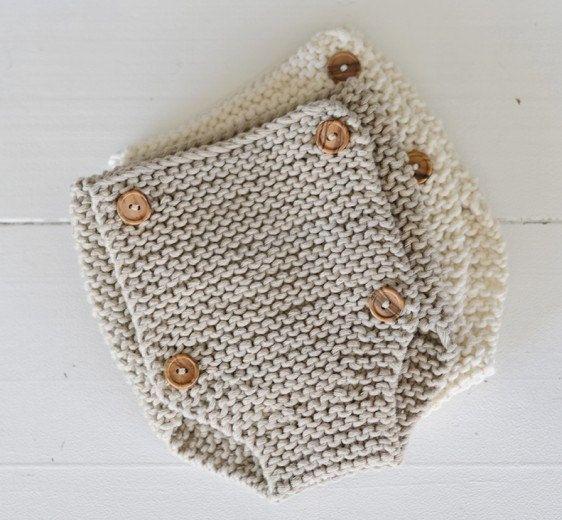 Modèle de tricot pour débutants bébé tiroirs par EmeraldPhotoProps                                                                                                                                                                                 Plus