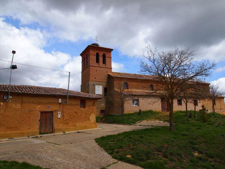 Terradillos de los Templarios, Palencia, Camino de Santiago