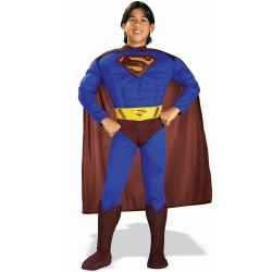 Where can you buy Superman Halloween costumes for kids? The best Man of Steel Superman Halloween costumes for kids are for sale below. Man of...