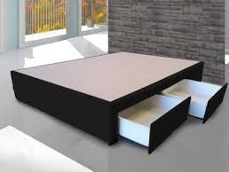 Resultado de imagem para bed with drawers