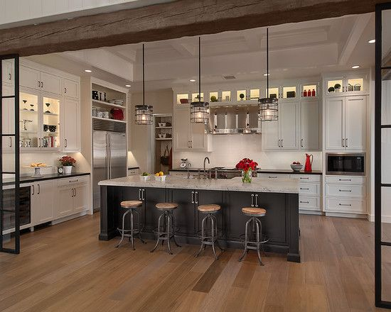 Blend of Traditional and Modern