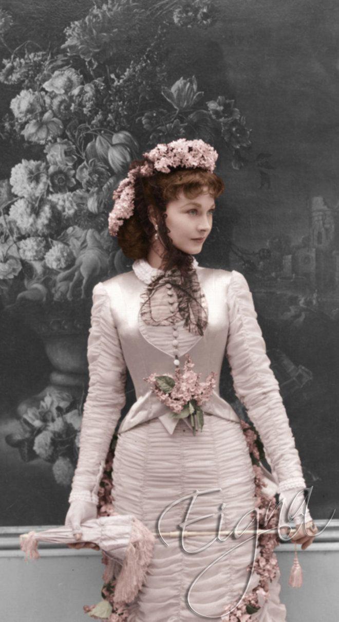Vivien Leigh in 'Anna Karenina'.