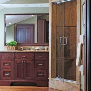 Photo: Francine Zaslow | thisoldhouse.com | from How to Design Small Baths So They Feel Roomier