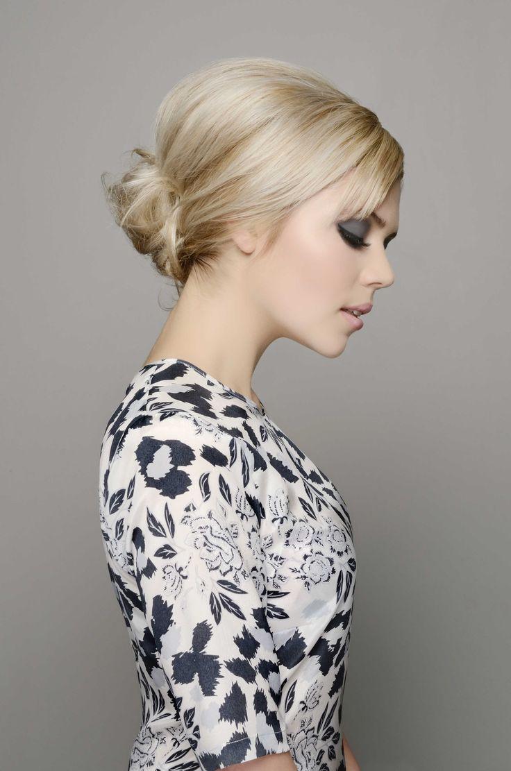 Soft French Twist - Style by KTIZO Hair & Skin