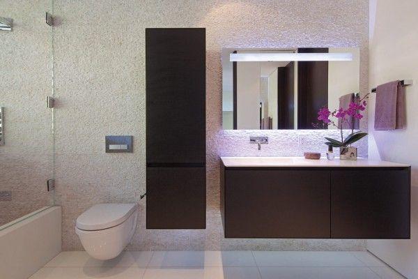 Wenge bathroom furniture