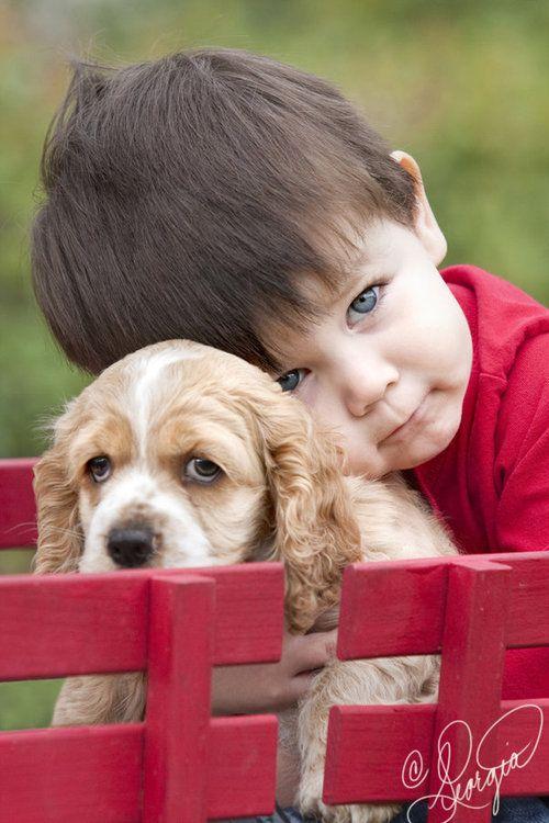 two precious little guys