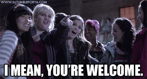 Pitch Perfect 2 is happening! <<< AHHHHHHHHHHHHHHHHHHHHHHHHHHHHHHHHHHHHHHHHHHHHHHHHHHHHHHHHHH :O :D