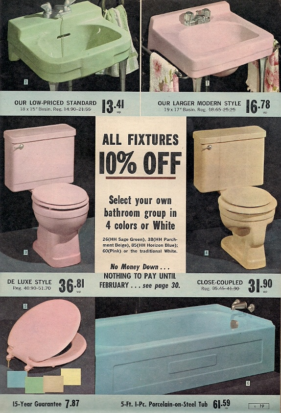 187 Best Images About Vintage Plumbing On Pinterest