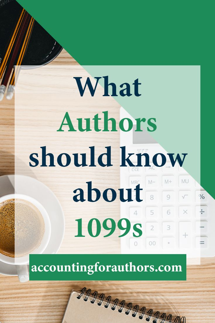 1099-MISC for Authors - Authors need to know the tax law in order to file 1099s correctly and report freelancer income properly. Not filing these information returns can be expensive.