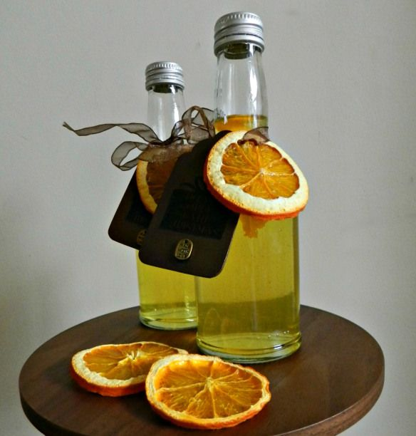 spiced vodka