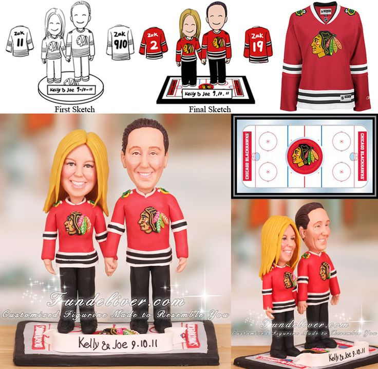stanley cup wedding cake topper awesome chicago blackhawks wedding cake topper chicago 20489