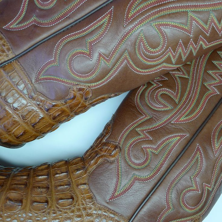 Custom Cowboy Boots, handmade by Legendary Boot Co., El Paso Texas