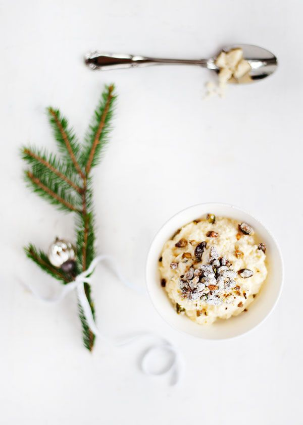Christmas styling and photography by Team Sporenstrek
