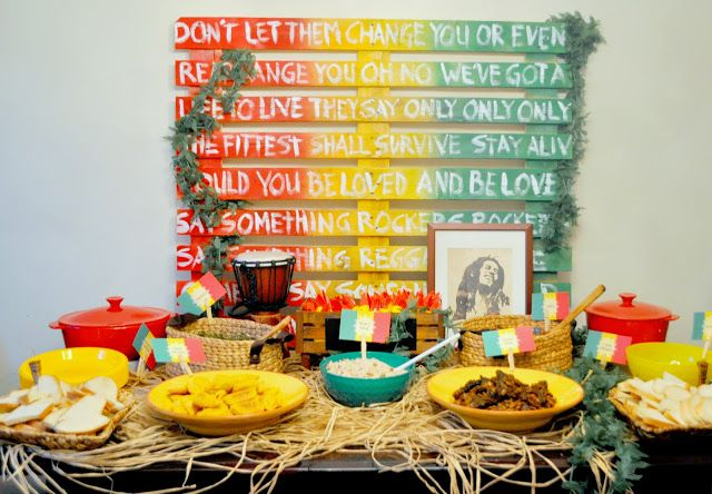 17 Best Images About Jamaican Themed Party On Pinterest: 87 Best My Rasta Bday Party Images On Pinterest