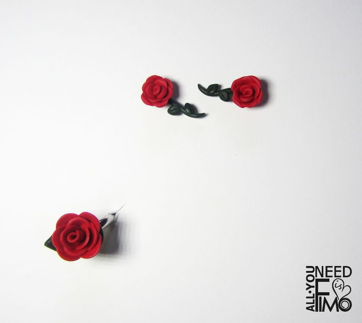 Earrings & ring with fimo red roses, now in my Etsy shop! 🌹 FB: https://www.facebook.com/AllYouNeedIsFimo/posts/1331702200243651  #fimo #polymerclay #artigianato #fattoamano #handmade #earrings #ring #jewelryset #parure #jewelry #gioielli #rose #roses #redroses #roserosse #fiori #flowers #spring #primavera #nature #etsy #etsysellersarethebest #etsyshop #etsysellers #etsysellersofinstagram #epiconetsy #allyouneedisfimo #etsyfinds #etsysuccess #red