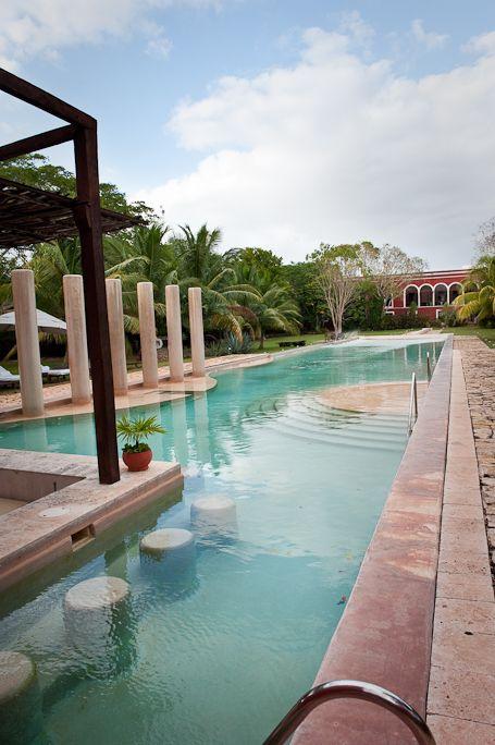 39 best images about hacienda temozon sur on pinterest for Hotel luxury merida