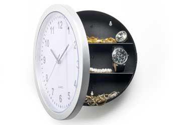 køb den smarte Safe Clock gave til den gode opbevaring for hende