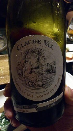 CLAUDE VAL2011