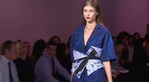 Tendance Printemps/Eté 2015 : Japan Touch : La veste Kimono et la ceinture Obi à l'honneur - AFP