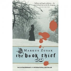 The Book Thief, by Markus Zusak | She'll Never Know