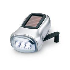 LED #zaklamp groene energie - te bedrukken met je eigen tekst of logo op Stravers.nl