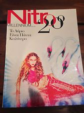 EXTREMELY RARE - NITRO MAGAZINE (GREEK) MILLENIUM EDITION - MADONNA COVER - 2000