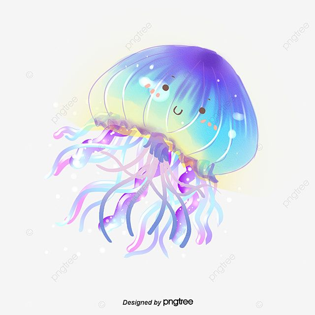 Jellyfish Jellyfish Clipart Sea Elements Benthos Png Transparent Clipart Image And Psd File For Free Download In 2021 Fish Pet Jellyfish Animals