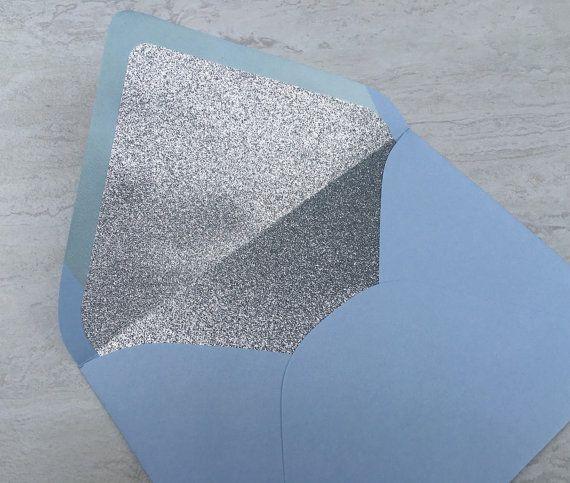 32 best Glitter Envelope Liners images on Pinterest Envelope - sample 5x7 envelope template