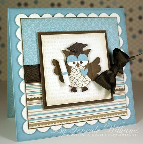 Owl punch Graduation!
