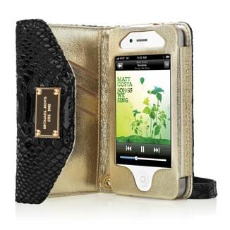 MICHAEL Michael Kors Wallet Clutch for iPhone 4/4S