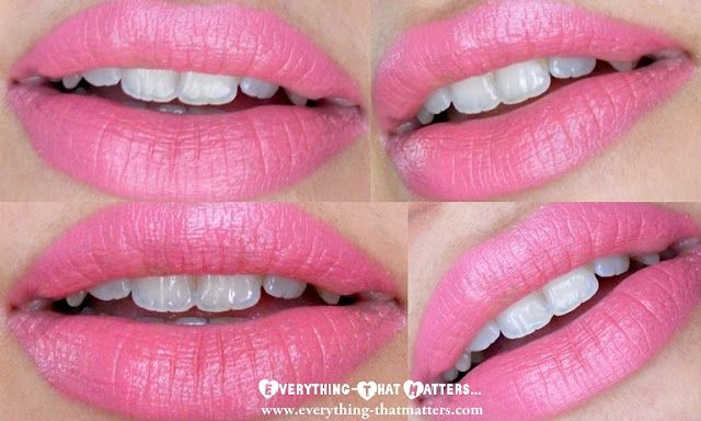 """MAC Amplified Creme Lipstick """"Chatterbox""""  http://www.everything-thatmatters.com/2013/06/mac-amplified-creme-lipstick-chatterbox.html"""