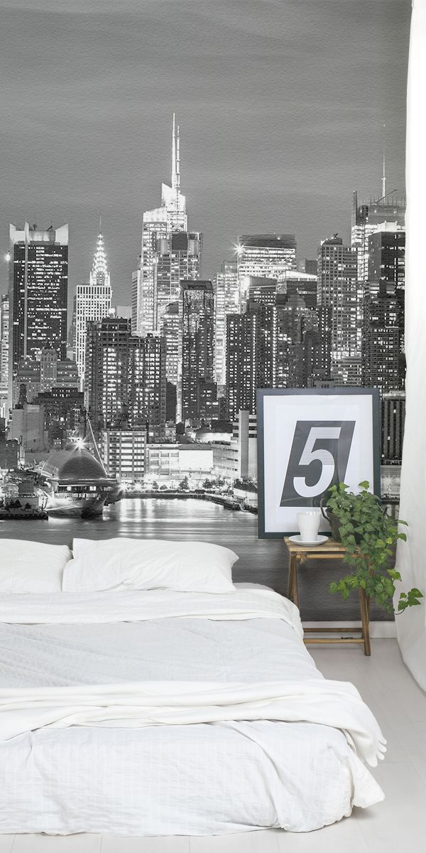New York Landscape Wall Mural | MuralsWallpaper.co.uk Part 35