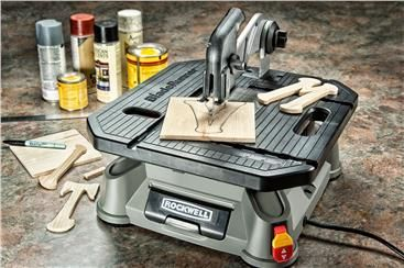 Rockwell BladeRunner X2 - Portable Tabletop Saw