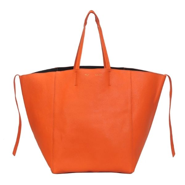 Welcome to cheap Celine online store. Fashion outlet store offer the best authentic designer bags. New Arrival Celine Orange Cowhide Bags on sale are authentic with excellent quality and competitive price, considerate service and timely shipping and returns, there is no doubt that our store is your ideal place to purchase New Arrive Celine Handbags.