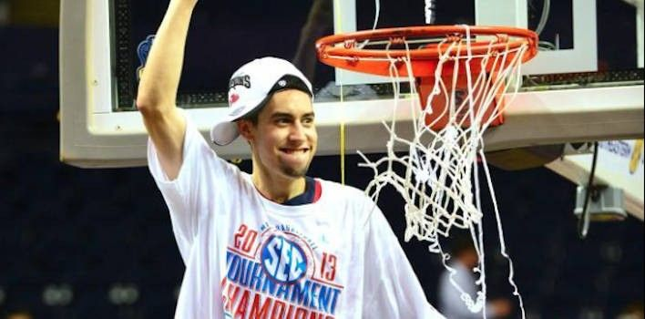 Former Ole Miss Player Marshall Henderson Disses Erin Andrews On Twitter Over Jarret Stoll Arrest