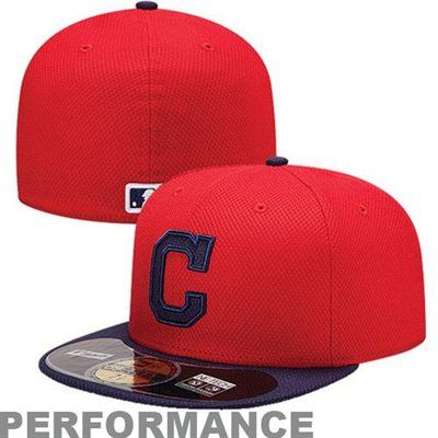 Cleveland Indians 2013 New Era 59FIFTY Fitted Hat