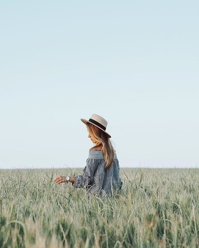 Grass-field wanderings… ✨