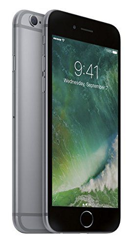 Amazon.com: Apple iPhone 6s 16GB Unlocked GSM 4G LTE Smartphone w/ 12MP Camera - Space Gray (Certified Refurbished): Cell Phones & Accessories