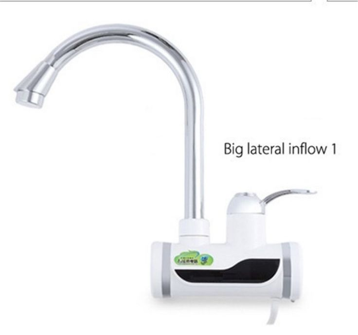 BD3000W-7,free shipping,Digital Display Instant Hot Water Tap,Tankless Electric Faucet,Kitchen Faucet Water Heater