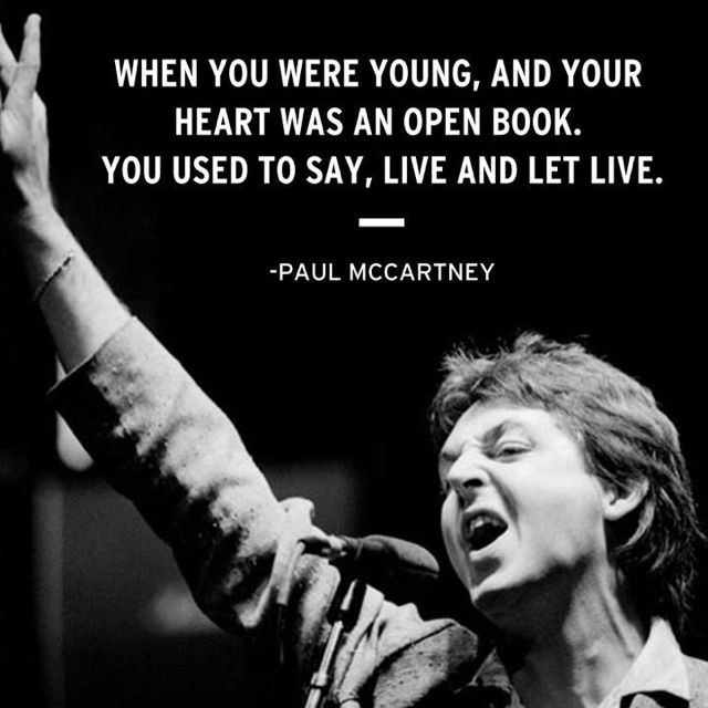Paul McCartney and Wings - Live and Let Die - 1973 Album = Live and Let Die Cover: Guns 'N Roses - 1991 from Album = Use Your Illusion I Song Lyrics