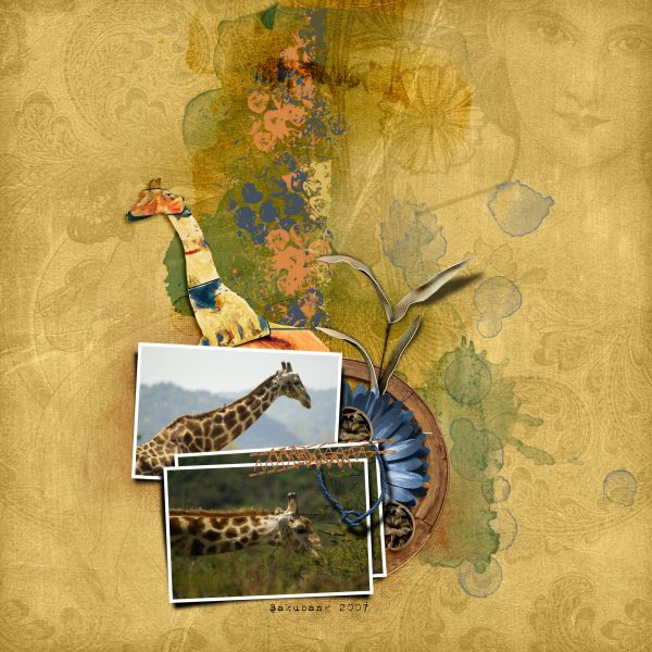 Credits :  Patchwork Menagerie by He{Art} Journaling  http://scrapstacks.com/scrap/207853