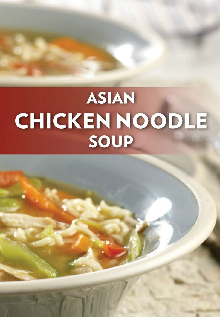 1000+ images about Tasty Chicken Noodle Soups on Pinterest