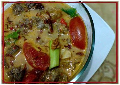 Soto-tangkar (Tangkar Soup)