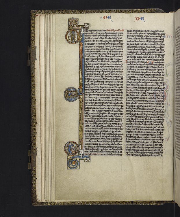 Thesis statement medieval literature