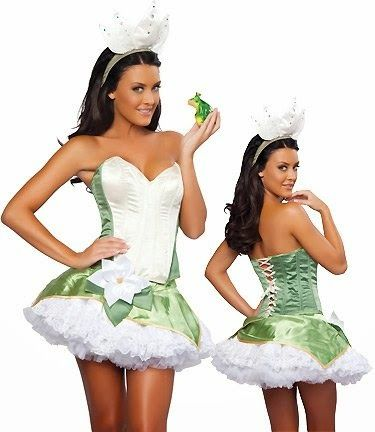 Costume Ideas for Women: How to Dress Up as Princess Tiana (Disney's Princess and the Frog)